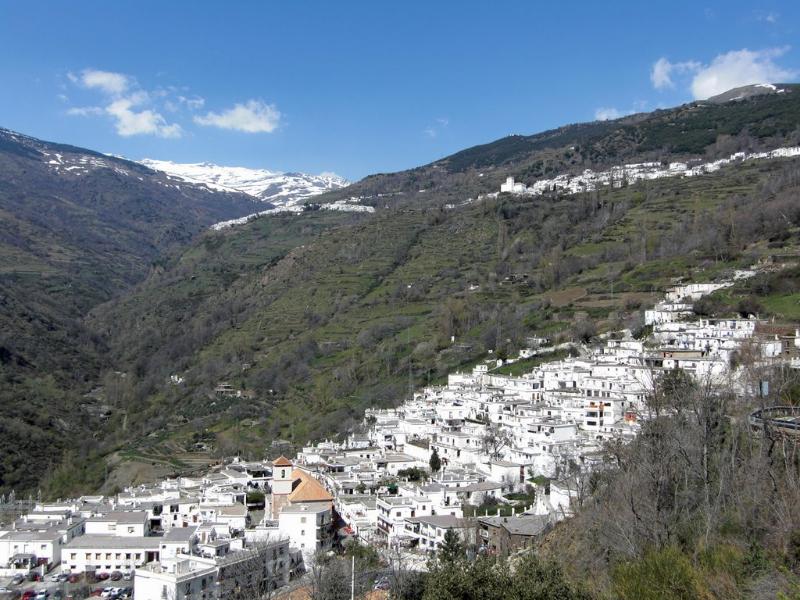 Pampaneira Bubion y Capileira