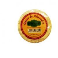 queso de almendra
